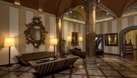 加富尔大酒店 - 佛罗伦萨 - 休息厅