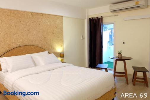 69区(廊曼机场)公寓式酒店 - 曼谷 - 睡房