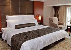 合肥贝斯特韦斯特精品酒店 - 合肥 - 睡房