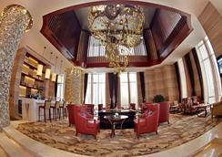 合肥贝斯特韦斯特精品酒店 - 合肥 - 休息厅