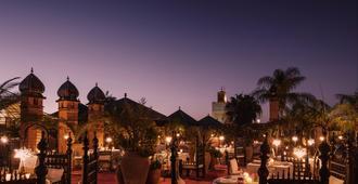 马拉喀什苏丹娜世界小型豪华酒店 - 马拉喀什 - 户外景观
