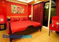 萨拜萨拜素坤逸酒店 - 曼谷 - 睡房