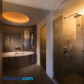 阿瓦隆温泉度假酒店 - 易莫洛林 - 浴室