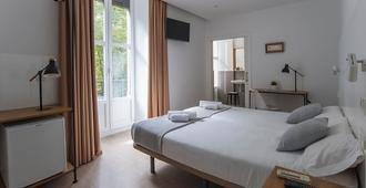 萨里吉旅馆 - 圣塞瓦斯蒂安 - 睡房