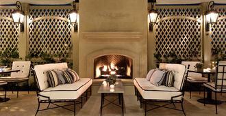 比佛利山庄半岛酒店 - 洛杉矶 - 餐馆