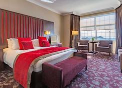 Bdl泽西大酒店&spa - 圣赫利尔 - 睡房