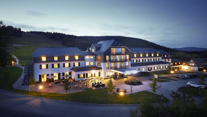瑞姆伯格酒店 - 施马伦贝格 - 建筑