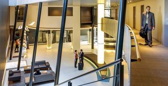 汉诺威诺富特酒店 - 汉诺威 - 健身房