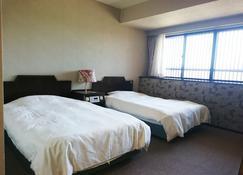 京丹后中心酒店 - 京丹后市 - 睡房