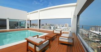 利马达兹勒酒店 - 利马 - 游泳池