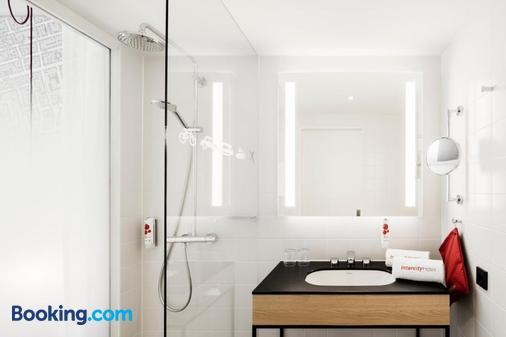 布伦瑞克城际酒店 - 布伦瑞克 - 浴室