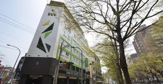 叶绿宿旅馆 - 台中 - 建筑