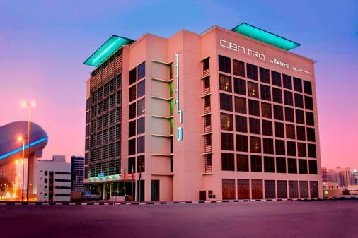巴莎中心酒店 - 迪拜 - 建筑