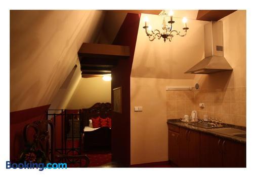 布拉格黄金时代酒店 - 布拉格 - 厨房