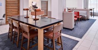 圣安东尼奥西北医疗区智选假日套房酒店 - 圣安东尼奥 - 餐厅