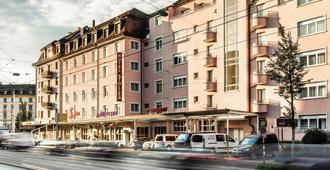 苏黎世美居斯托勒酒店 - 苏黎世 - 建筑