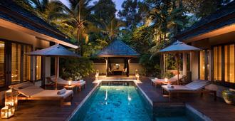 普吉岛拉扬安纳塔拉水疗度假村 - Choeng Thale - 游泳池