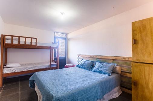 纳塔尔生态青年旅舍 - 纳塔尔 - 睡房