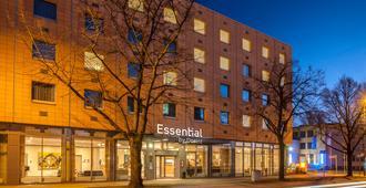 柏林阿德勒斯霍夫多林特酒店 - 柏林 - 建筑