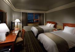 汝矣岛肯辛顿酒店 - 首尔 - 睡房
