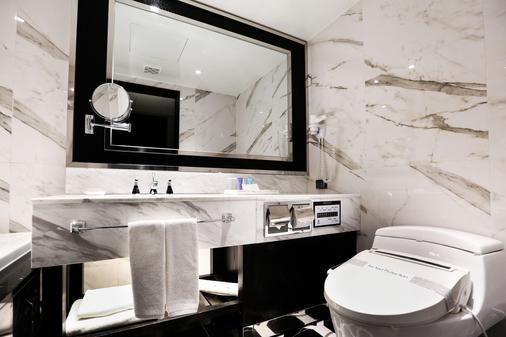 汝矣岛肯辛顿酒店 - 首尔 - 浴室