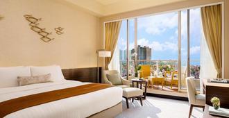 香港黄金海岸酒店 - 香港 - 睡房