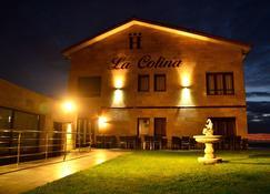 拉科利纳酒店 - 希洪 - 建筑