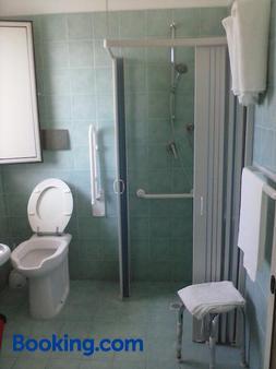 短笛天堂酒店 - 佩斯基奇 - 浴室