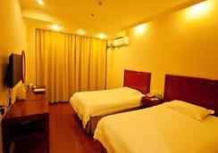 格林豪泰南京草场门商务酒店 - 南京 - 睡房