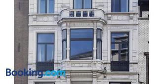 Ppp宾馆酒店 - 根特 - 建筑