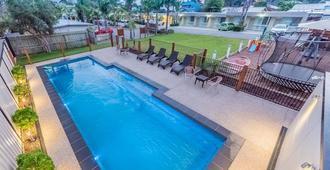 海马汽车旅馆 - 菲利普岛 - 游泳池
