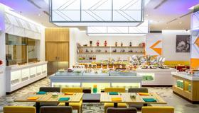 雅加达椰风伽德哈里斯酒店及会议中心 - 雅加达 - 餐馆