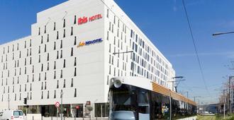 宜必思马赛中心欧洲地中海酒店 - 马赛 - 建筑