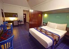 公主港温德姆麦克罗特套房酒店 - 普林塞萨港 (公主港) - 睡房