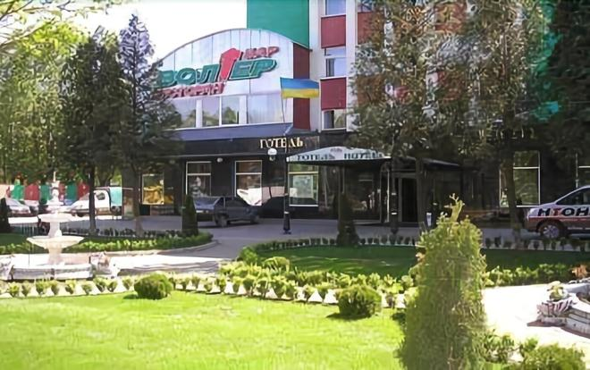 沃尔特酒店 - 利沃夫 - 建筑