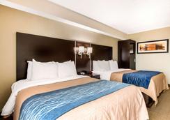 米西索加机场西凯富酒店 - 米西索加 - 睡房