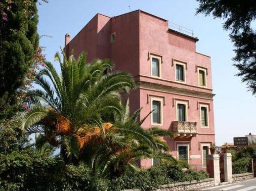 拉佩西恩那斯维赛拉酒店 - 陶尔米纳 - 建筑
