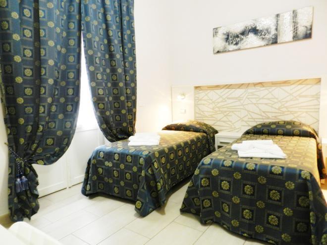 梵蒂冈罗马酒店 - 罗马 - 睡房