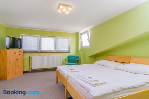 布拉格麦克斯酒店 - 布拉格 - 睡房
