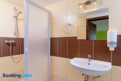 布拉格麦克斯酒店 - 布拉格 - 浴室