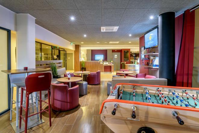 图卢兹巴尔马康铂太空城酒店 - 图卢兹 - 酒吧