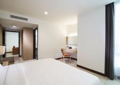 一洋酒店和服务式公寓 - 乔治敦 - 睡房