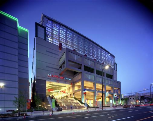 温泉大世界酒店 - 大阪 - 建筑
