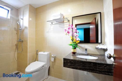 马六甲豪门富丽大酒店 - 马六甲 - 浴室