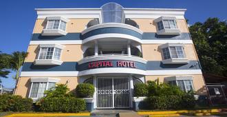 塞班岛首都酒店 - 加拉班 - 建筑