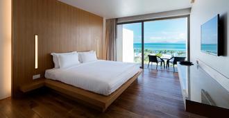 苏梅岛海岸水疗度假村-仅限成人 - 苏梅岛 - 睡房