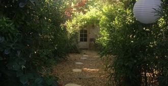 圣安妮信赖酒店 - 马赛 - 户外景观