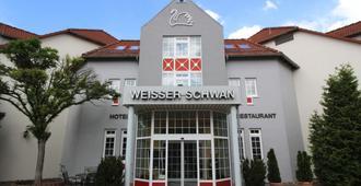 维萨施万酒店 - 爱尔福特 - 建筑