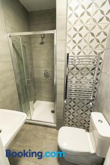 哈默史密斯欧罗酒店 - 伦敦 - 浴室