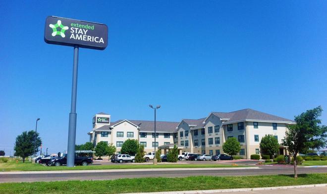 阿马里洛西美国长住酒店 - 阿马里洛 - 建筑